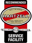 Canadian Propeller Hartzell Logo NEW